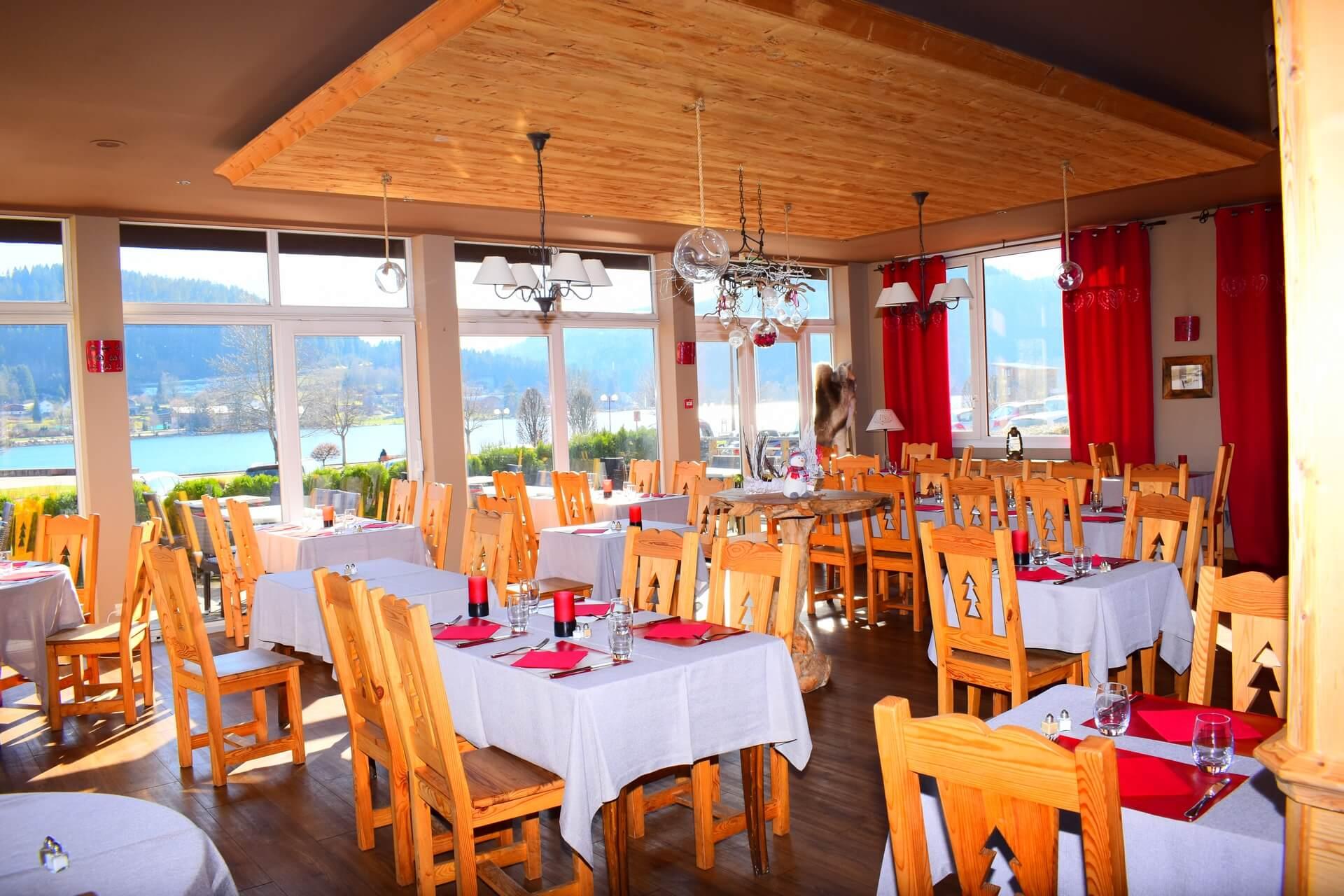 Hotel Restaurant Gerardmer Demi Pension