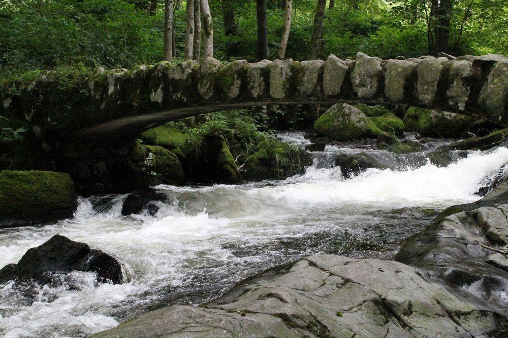 pont des fées Gérardmer
