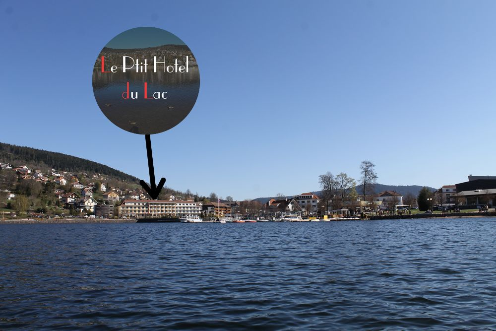 where to swim in Gérardmer?