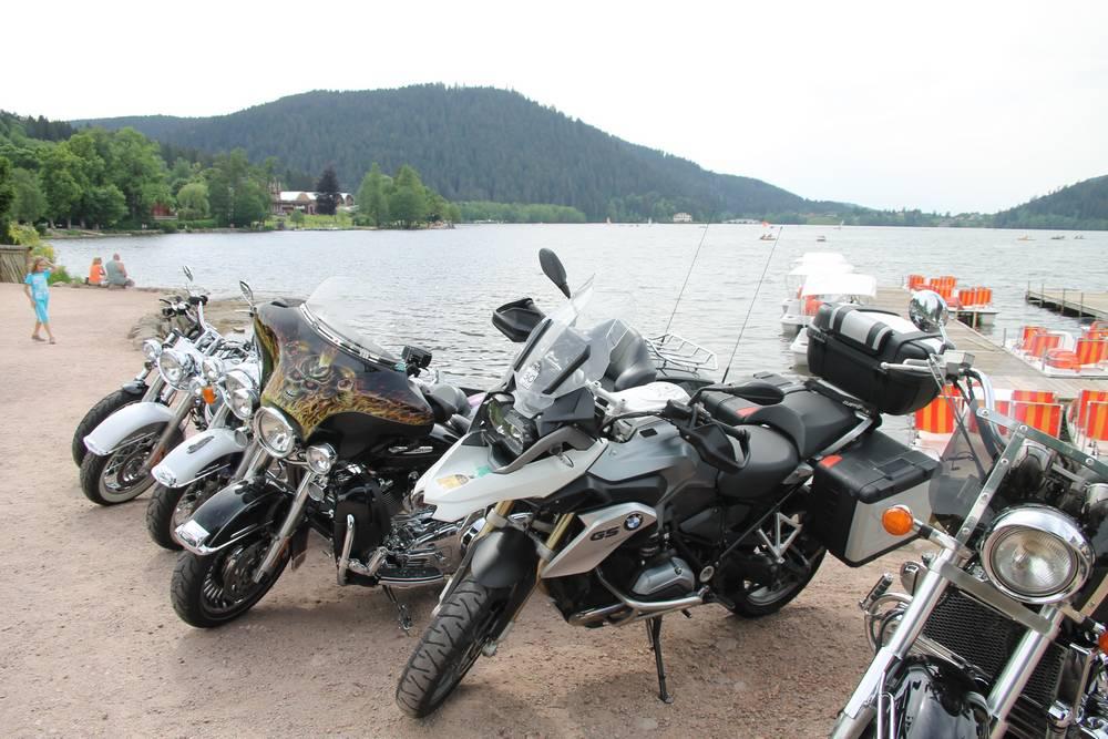 motordays lac gerardmer